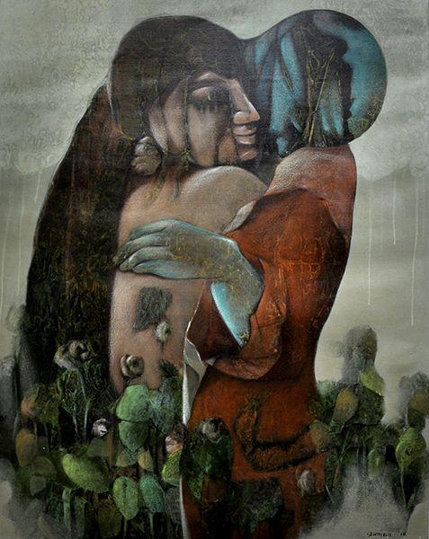 artist-ranjan-paul-painting